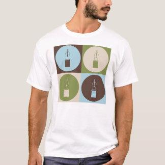 Pop Art Fountain Pens T-Shirt