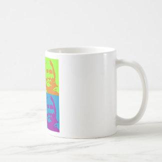 Pop Art Freedom Fighter Geronimo Coffee Mug