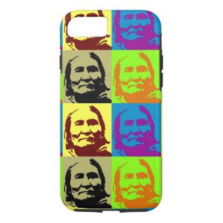 Pop Art Freedom Fighter Geronimo iPhone 7 Case