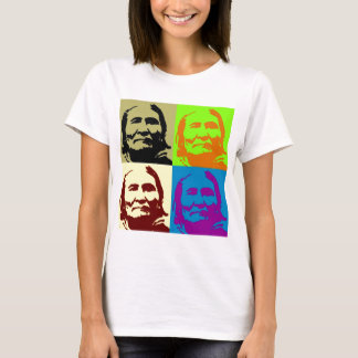 Pop Art Freedom Fighter Geronimo T-Shirt