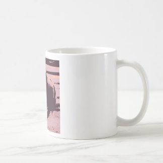Pop Art Galloping Horse Classic White Coffee Mug