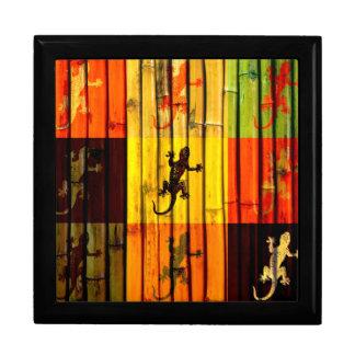Pop Art Geckos Gift boxes