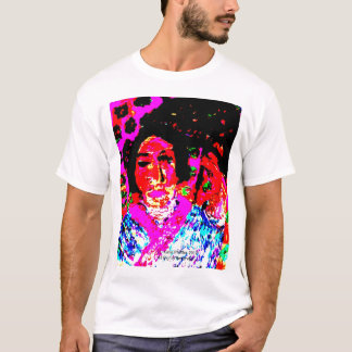 Pop Art Geisha by Katie Pfeiffer T-Shirt