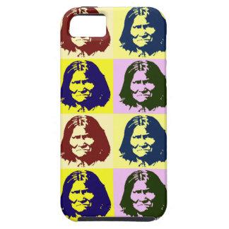 Pop Art Geronimo iPhone SE/5/5s Case