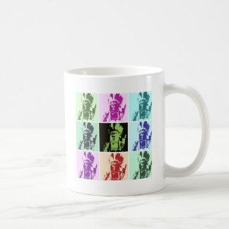 Pop Art Geronimo Mug