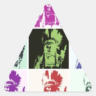 Pop Art Geronimo Sticker