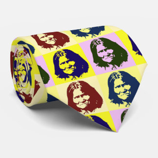 Pop Art Geronimo Tie