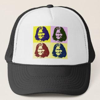 Pop Art Geronimo Trucker Hat