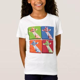 Pop Art Giraffe T-Shirt