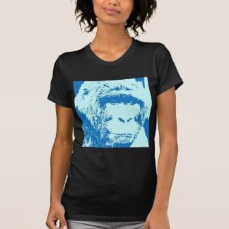 Pop Art Gorilla Faces T-Shirt