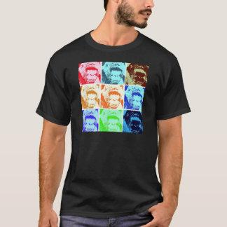Pop Art Gorilla T-Shirt