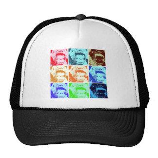 Pop Art Gorilla Trucker Hat