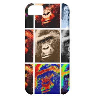 Pop Art Gorillas Cover For iPhone 5C