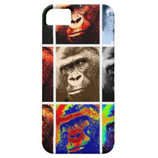 Pop Art Gorillas iPhone SE/5/5s Case