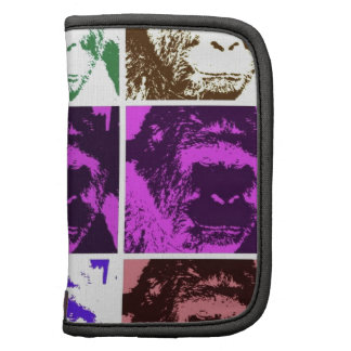 Pop Art Gorillas Planner