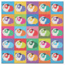 Pop Art Guinea Pigs Fabric