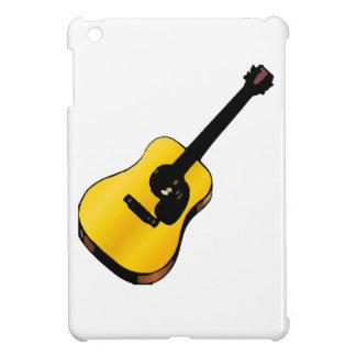 Pop Art Guitar iPad Mini Cases