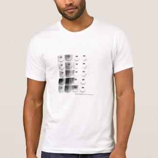 pop-art happy faces T-Shirt