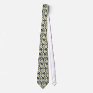 Pop Art Harmonica Neck Tie