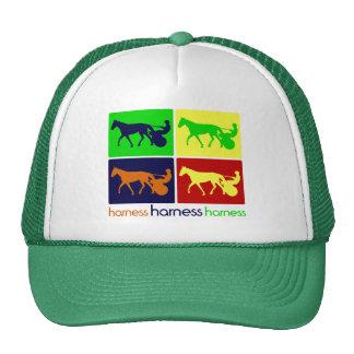 Pop Art Harness Hats