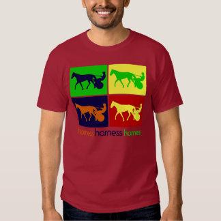 Pop Art Harness Tee Shirt