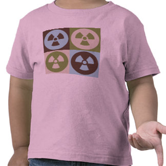 Pop Art Hazmat Shirts