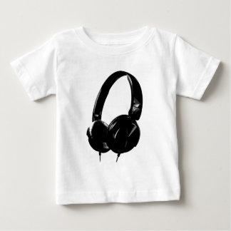 Pop Art Headphone Baby T-Shirt
