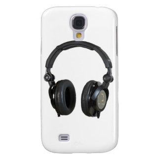 Pop Art Headphone Galaxy S4 Cases