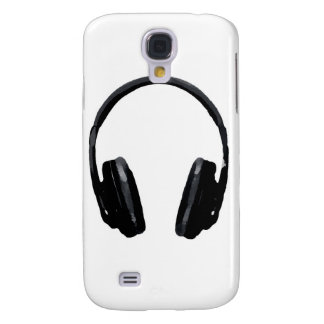 Pop Art Headphone Samsung Galaxy S4 Cases