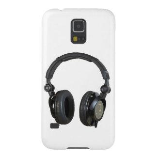 Pop Art Headphone Cases For Galaxy S5