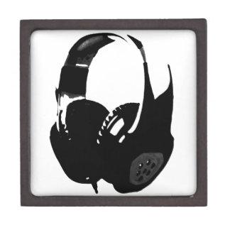 Pop Art Headphone Gift Box