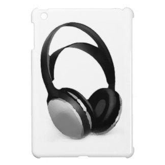 Pop Art Headphone Case For The iPad Mini