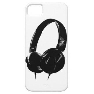 Pop Art Headphone iPhone 5 Cover