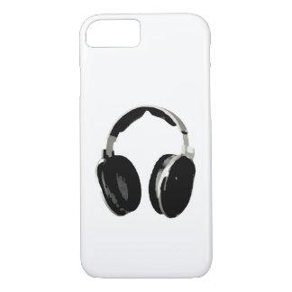 Pop Art Headphone iPhone 7 Case