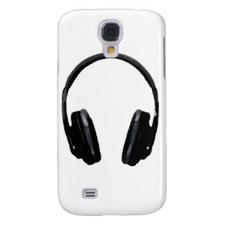 Pop Art Headphone Samsung S4 Case