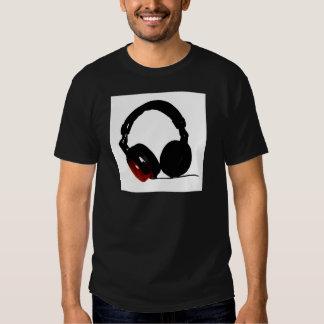 Pop Art Headphone Shirt