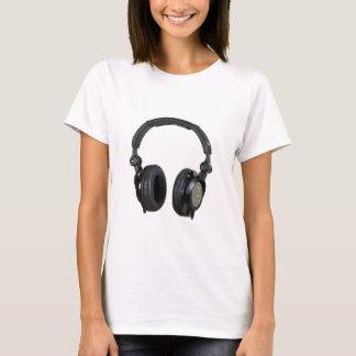 Pop Art Headphone T-Shirt