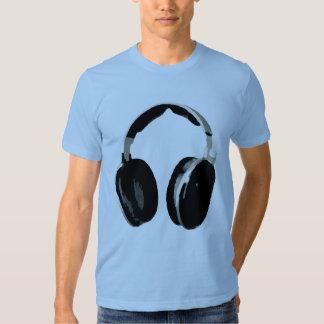 Pop Art Headphone T Shirt