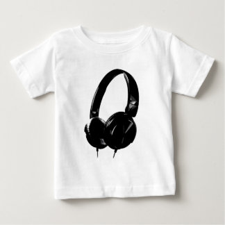 Pop Art Headphone Tee Shirts