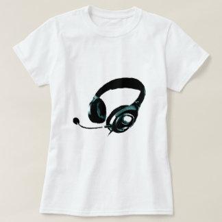 Pop Art Headphone Tees