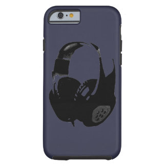 Pop Art Headphone Tough iPhone 6 Case