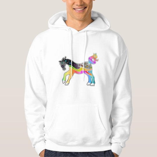 Pop Art HORSE Hoodie