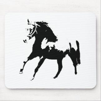 Pop Art Horse Mouse Pad