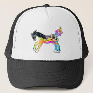 Pop Art HORSE Trucker Hat