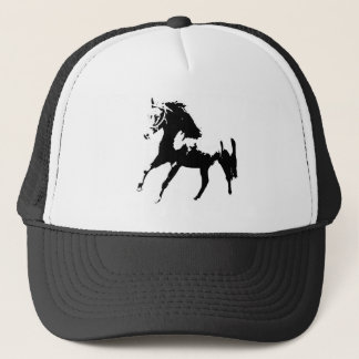 Pop Art Horse Trucker Hat