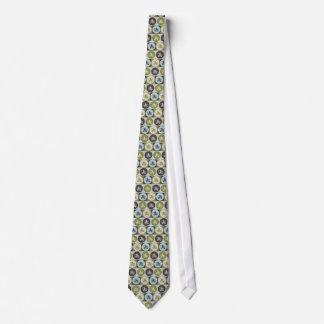 Pop Art Hurdling Tie