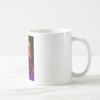 Pop Art Jack JFK John F. Kennedy Coffee Mug