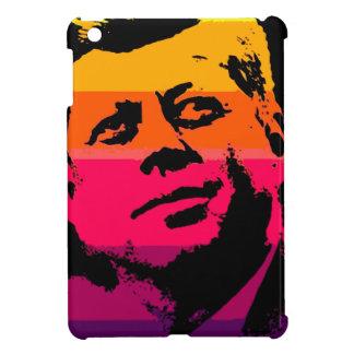 Pop Art Jack JFK John F. Kennedy iPad Mini Cover