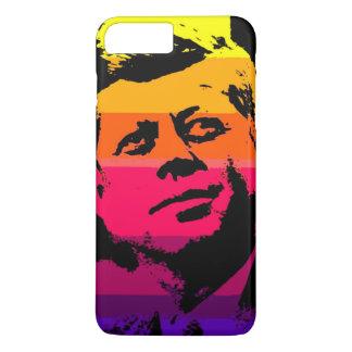 Pop Art Jack JFK John F. Kennedy iPhone 7 Plus Case