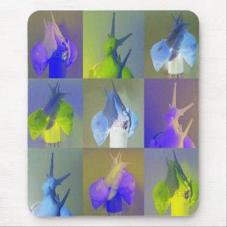 Pop Art Jadatzi Snails Mouse Pad